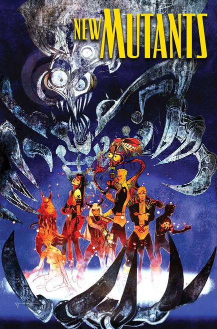 Marvel Comics The New Mutants #1 War Children Comic Book