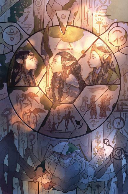 Boom Studios Jim Henson Dark Crystal #1 Age of Resistance Comic Book [Cover B Connecting Variant]