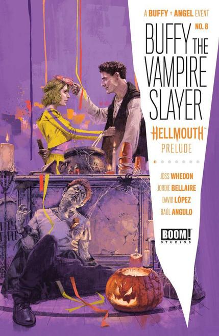 Boom Studios Buffy The Vampire Slayer #8 Comic Book
