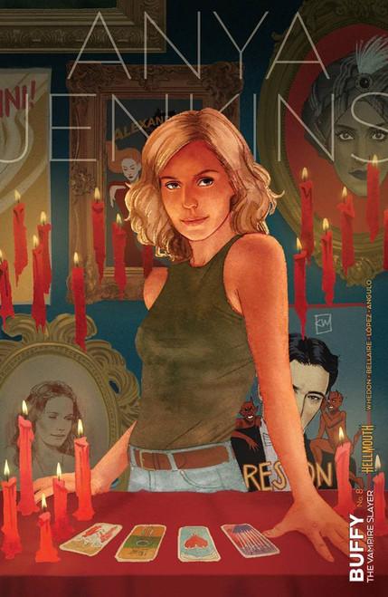 Boom Studios Buffy The Vampire Slayer #8 Comic Book [Kevin Wada Cover B]