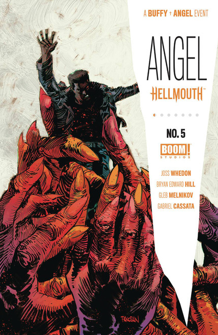 Boom Studios Angel #5 Comic Book [Dan Panosian Cover A]
