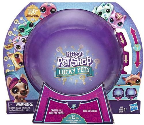 Littlest Pet Shop Lucky Pets Crystal Ball Mystery Mega Pack