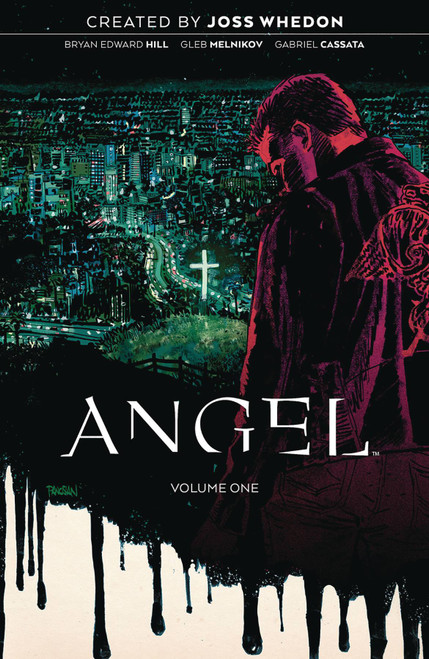 Boom Studios Angel Volume 1 Trade Paperback Comic Book