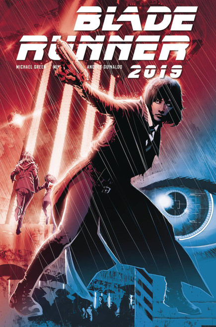 Titan Comics Blade Runner 2019 #3 Comic Book [Butch Guice Cover A]