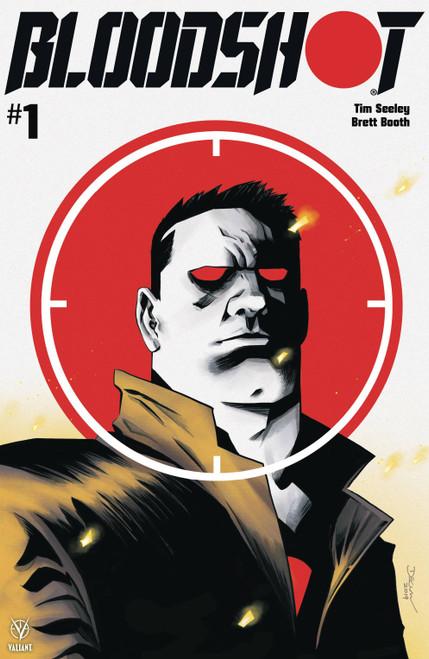 Valiant Comics Bloodshot #1 Comic Book [Declan Shalvey Cover A]
