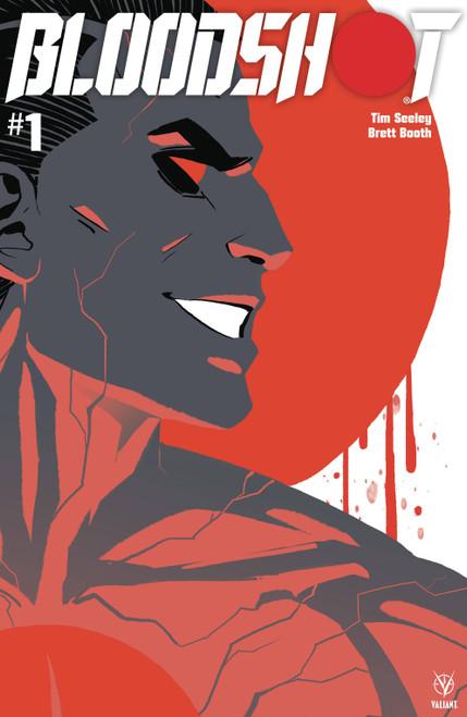 Valiant Comics Bloodshot #1 Comic Book [Hannah Templer Cover C]