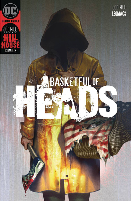 DC Black Label Basketful of Heads #1 of 6 Hill House Comics Comic Book