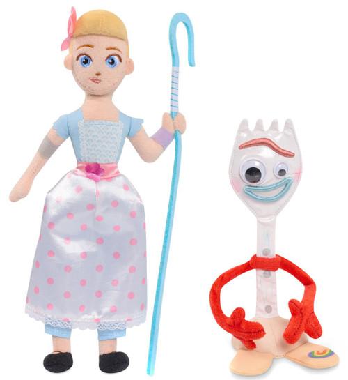 Toy Story 4 Bo Peep & Forky 9-Inch Plush