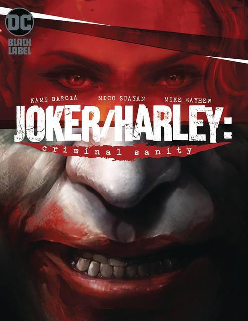 DC Black Label Joker & Harley Criminal Sanity #1 of 9 Comic Book