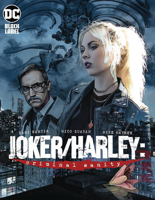 DC Black Label Joker & Harley Criminal Sanity #1 of 9 Comic Book [Mike Mayhew Variant Cover]