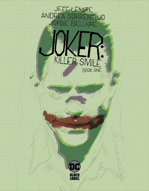 DC Black Label Joker Killer Smile #1 of 3 Comic Book