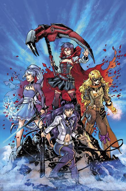 DC RWBY #1 of 7 Comic Book [Jim Lee Variant Cover]