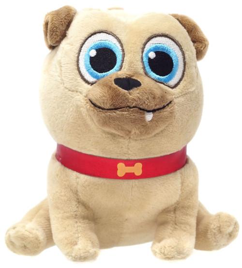 Disney Junior Puppy Dog Pals Rolly 5.5-Inch Plush [Sitting]