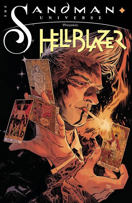 DC Hellblazer #1 The Sandman Universe Special Comic Book