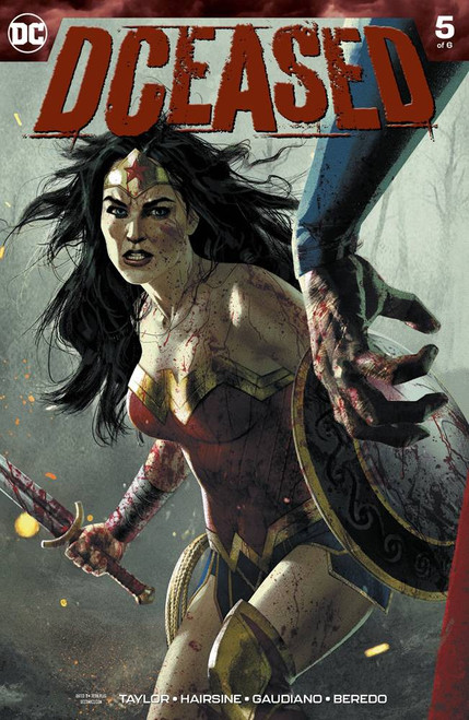 DCeased #5 of 6 Comic Book