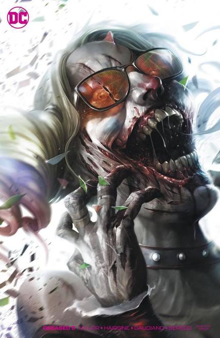 DCeased #5 of 6 Comic Book [Francesco Mattina Variant Cover]