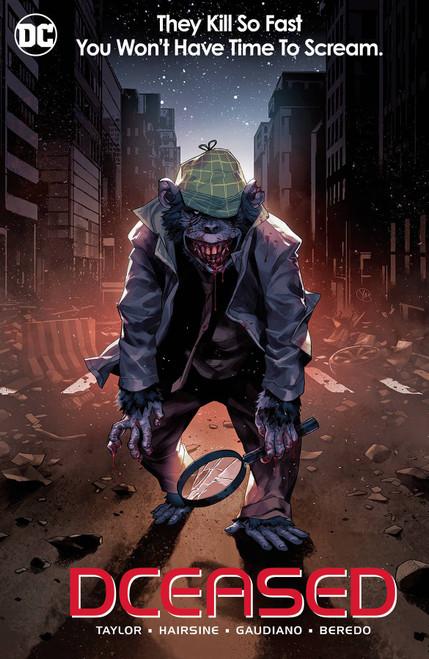 DCeased #6 of 6 Comic Book [Yasmin Putri Horror Variant Cover]