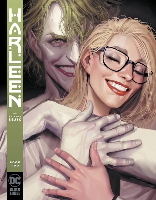 DC Black Label Harleen #2 Comic Book [Stjepan Sejic]