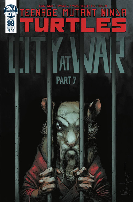 IDW Teenage Mutant Ninja Turtles Ongoing #99 Comic Book