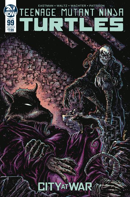 IDW Teenage Mutant Ninja Turtles Ongoing #99 Comic Book [Kevin Eastman Variant Cover]