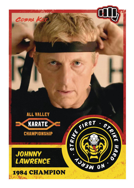 IDW Cobra Kai Karate Kid Saga Continues #1 of 4 Comic Book [Photo Cover B]