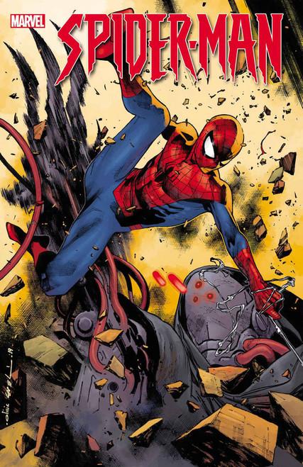 Marvel Comics Spider-Man #2 of 5 By J.J & Henry Abrams Comic Book