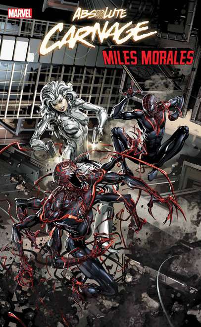 Marvel Comics Absolute Carnage Miles Morales #3 Comic Book
