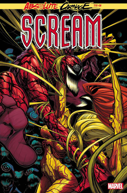 Marvel Comics Absolute Carnage Scream #3 Comic Book