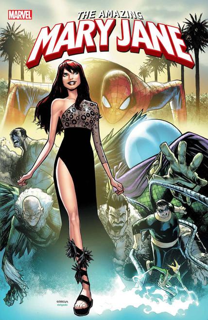 Marvel Comics The Amazing Mary Jane #1 Comic Book