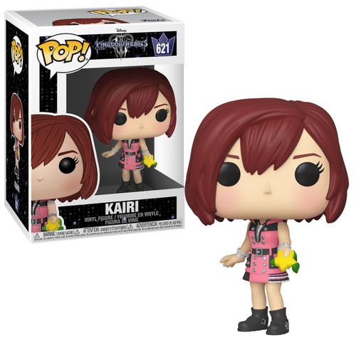 Funko Kingdom Hearts POP! Disney Kairi with Hood Vinyl Figure