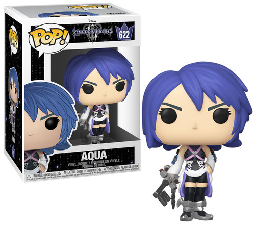 Funko Kingdom Hearts POP! Disney Aqua Vinyl Figure #622