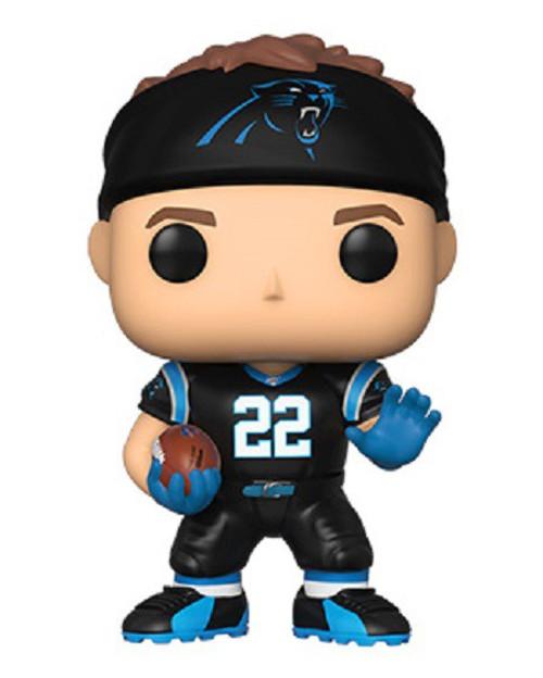 Funko NFL Carolina Panthers POP! Sports Football Christian McCaffrey Vinyl Figure