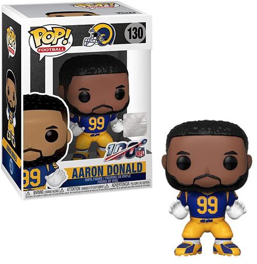 Funko NFL Los Angeles Rams POP! Sports Football Aaron Donald Vinyl Figure