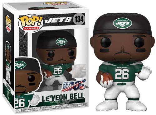 Funko NFL New York Jets POP! Sports Football Le'Veon Bell Vinyl Figure #134