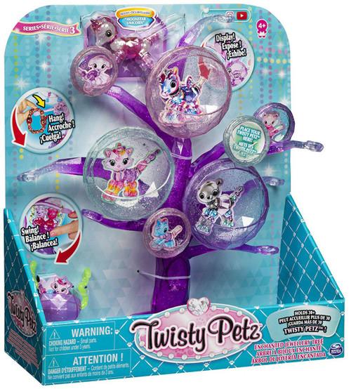 Twisty Petz Enchanted Jewelry Tree Playset