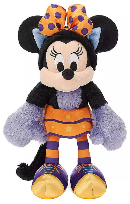 Disney 2019 Halloween Minnie Mouse Exclusive 13-Inch Plush [Cat]