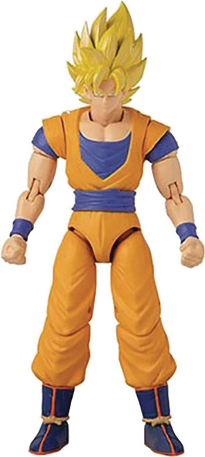 Dragon Ball Super Dragon Stars Series 13 Super Saiyan Goku Action Figure [Version 2]