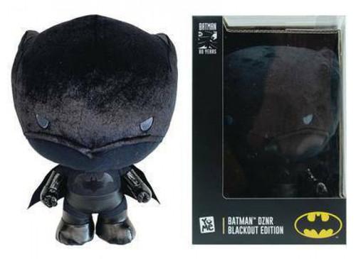 DC Chibi DZNR Batman 10'' Plush [Blackout Edition]