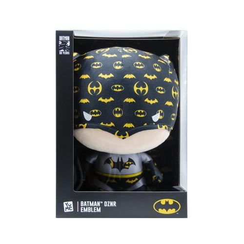 DC Chibi DZNR Batman 10'' Plush [Emblem]