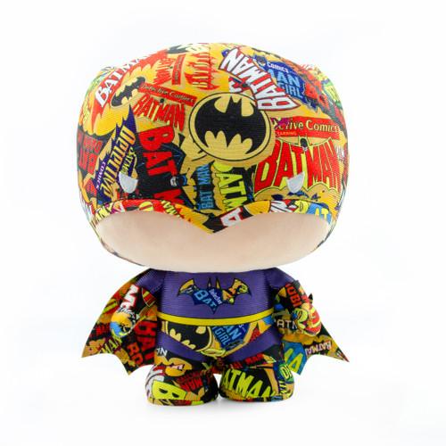 DC Chibi DZNR Batman 7 inch Plush [Logo]
