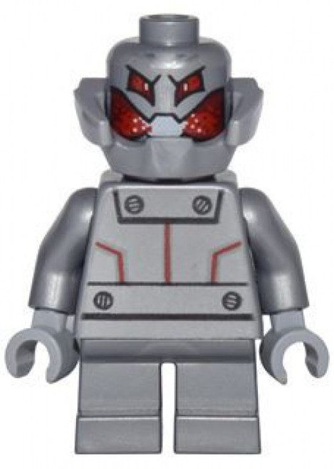 LEGO Marvel Super Heroes Avengers Age of Ultron Ultron Minifigure [Mighty Micros Loose]