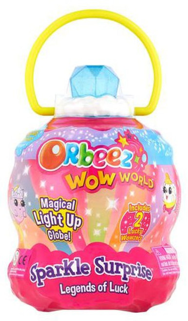 Orbeez Wow World Sparkle Surprise Legends of Luck Mystery Pack [Blue]