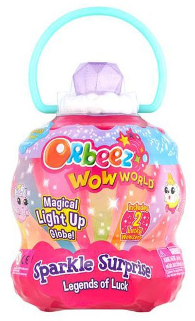 Orbeez Wow World Sparkle Surprise Legends of Luck Mystery Pack [Purple]