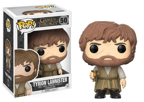 Funko Game of Thrones POP! TV Tyrion Lannister Vinyl Figure #50 [Essos, Damaged Package]