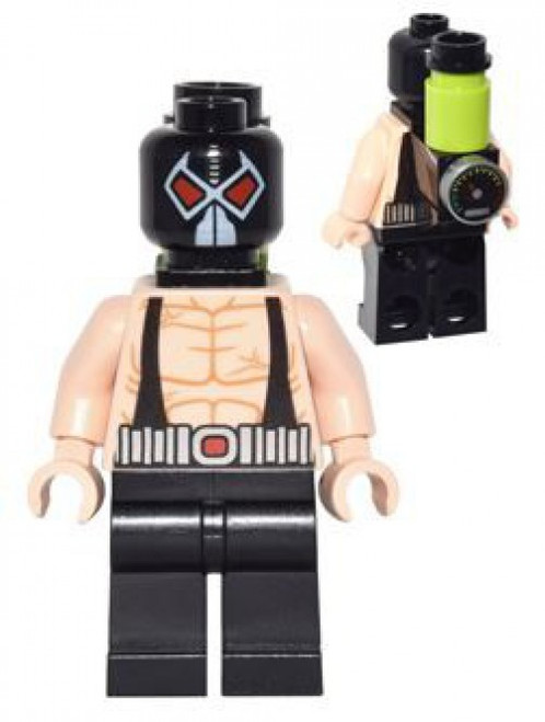 LEGO Dimensions Super Heroes Bane Minifigure [Loose]