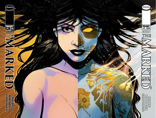 Image Comics Marked #1 Comic Book [Haberlin & Van Dyke Cover B]