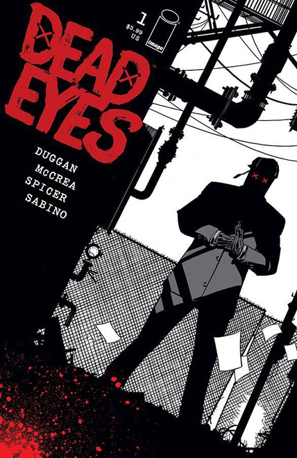 Image Comics Dead Eyes #1 Comic Book