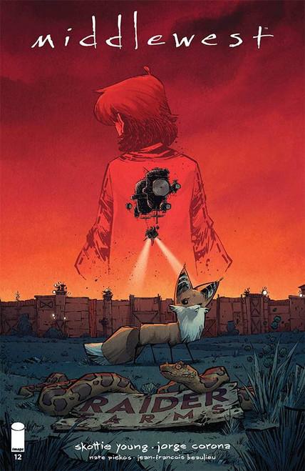 Image Comics Middlewest #12 Comic Book