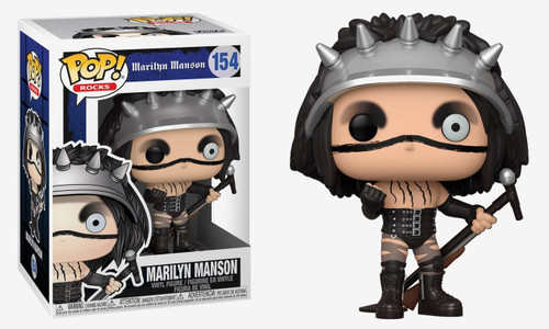 Funko POP! Rocks Marilyn Manson Vinyl Figure #154