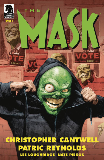 Dark Horse #1 of 4 I Pledge Allegiance to the Mask Comic Book [Cover A]